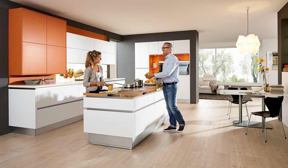 traumhafte Küchen für Lübeck und Osthols